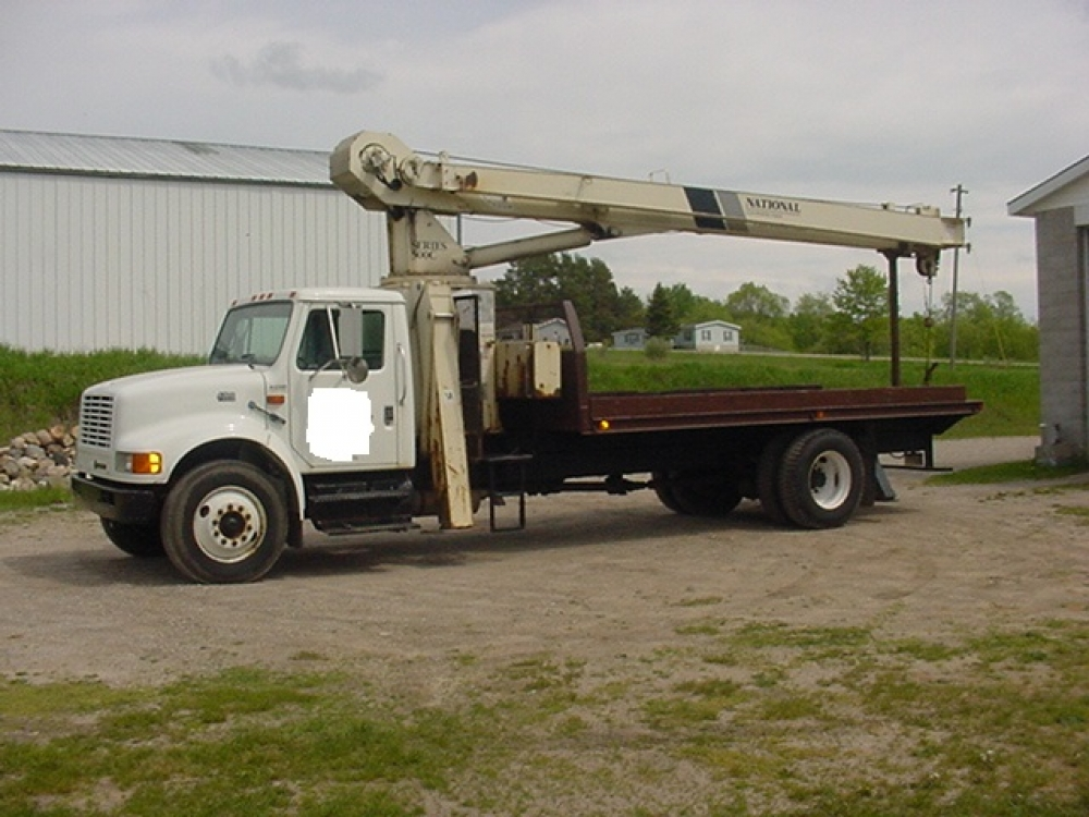 national 500c crane for sale bellaire michigan cranehunter com rh cranehunter com