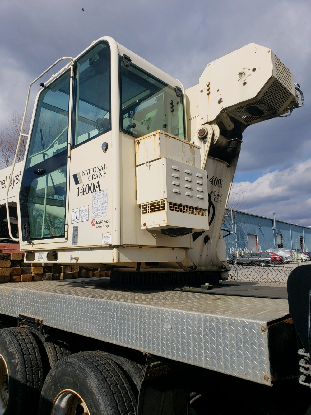 National 1400A Crane image 4