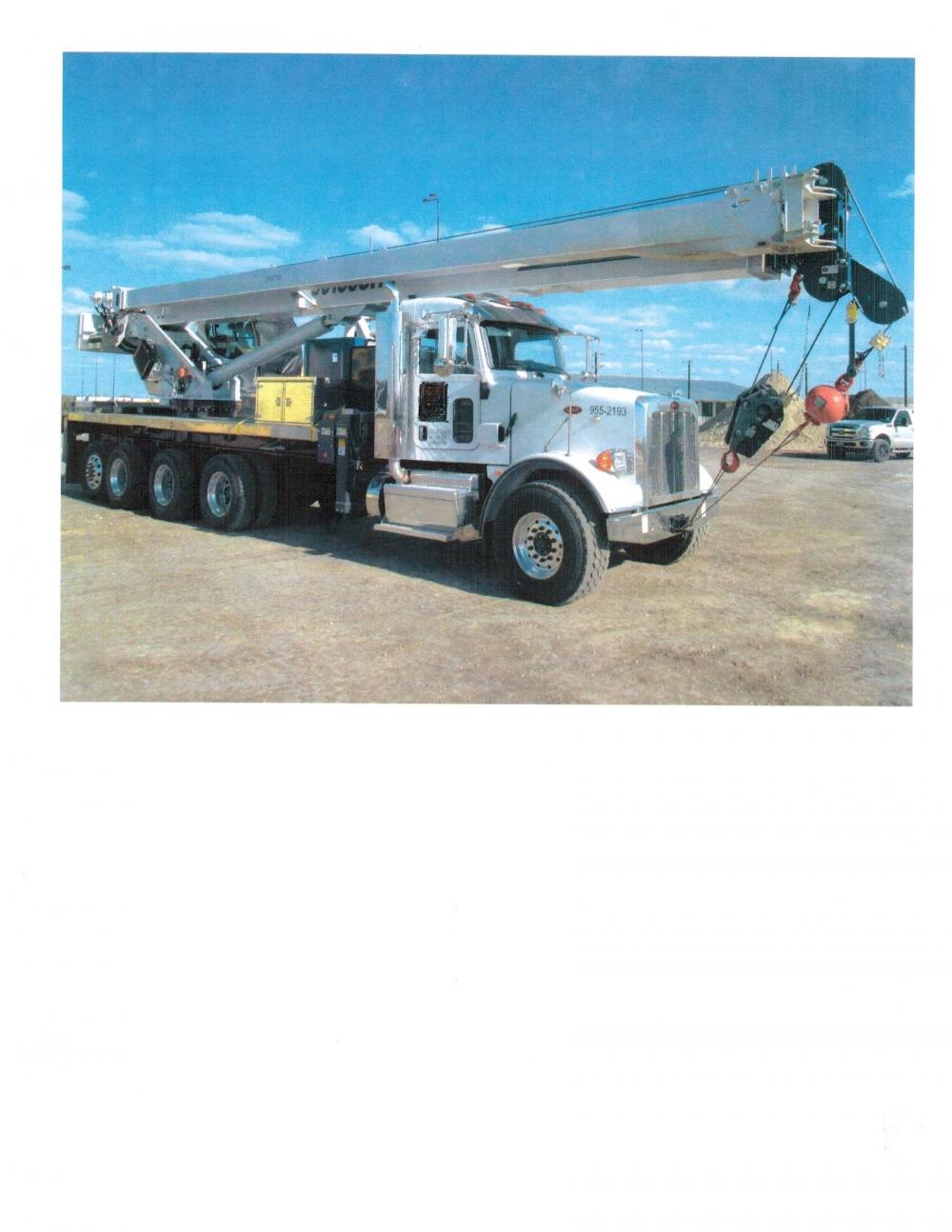 Manitex 50155SHL Crane image 4