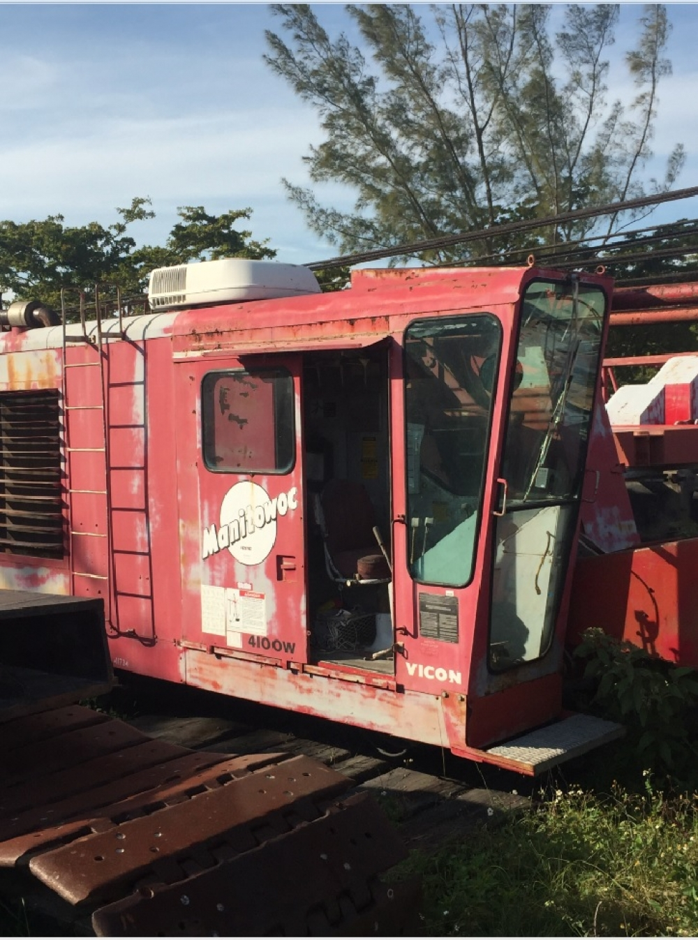 Manitowoc 4100 SERIES 2 RINGER Crane image 2