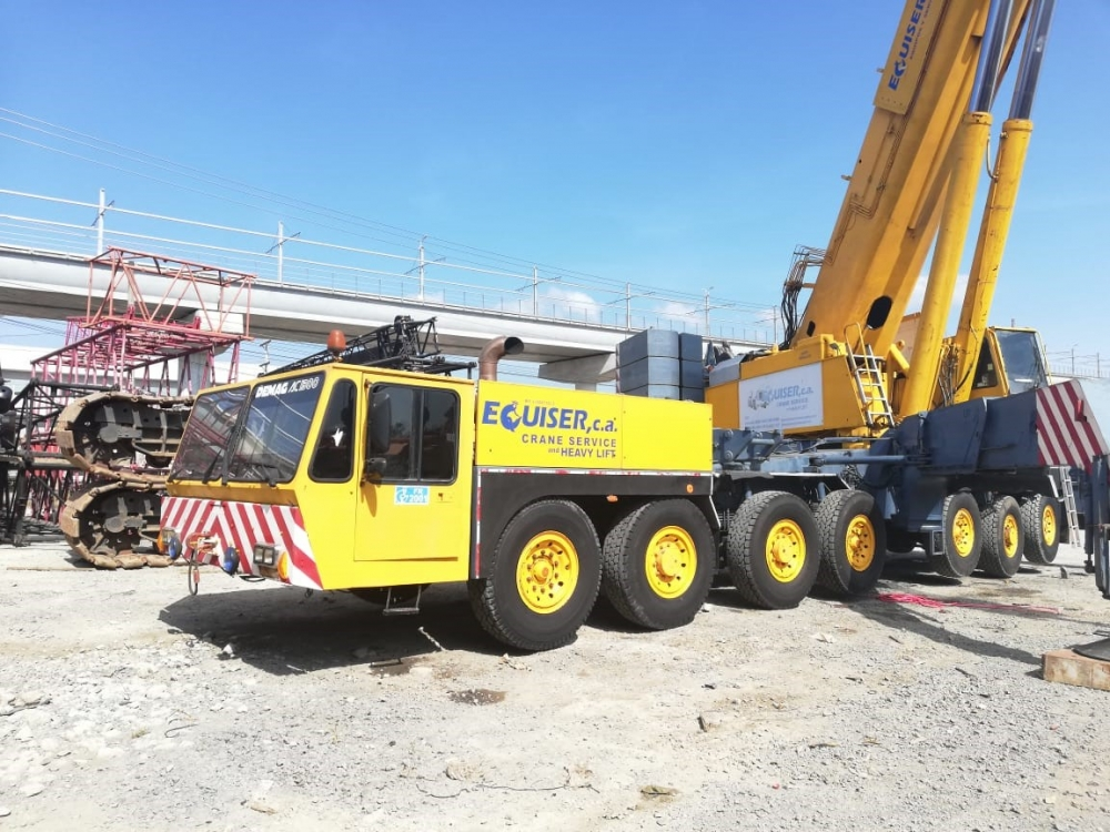 Demag AC1300 Crane image 2