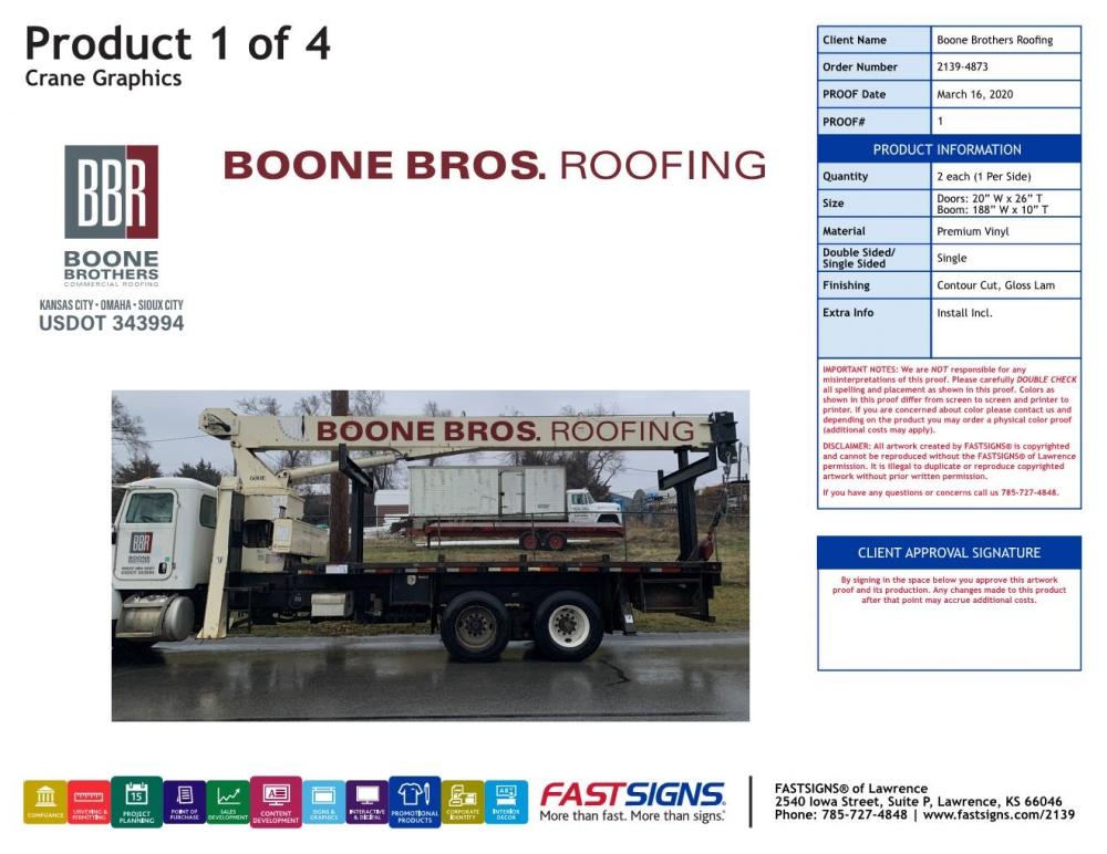 National 690E Crane image 1