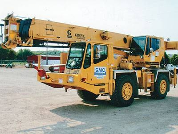 2008   Grove  AT422  All Terrain Cranes