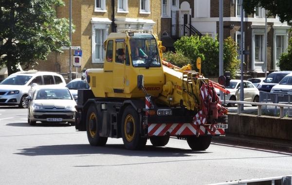2009   Kobelco  RK200  City Cranes