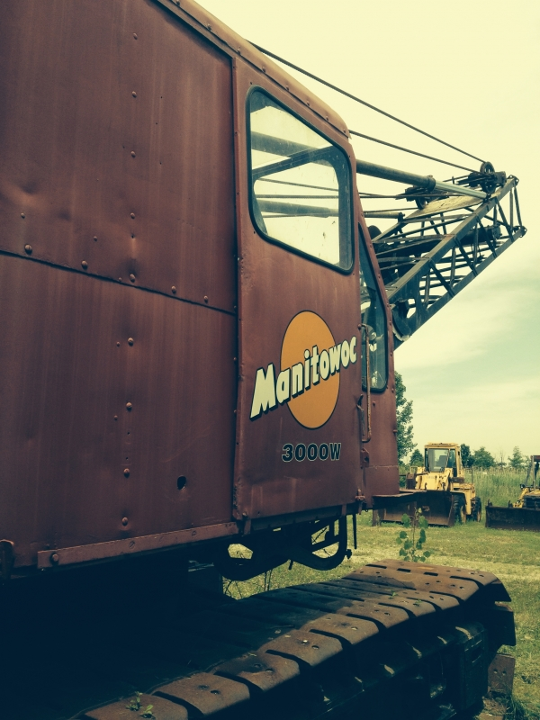 1970  Manitowoc 3000W Lattice Boom Crawler Cranes