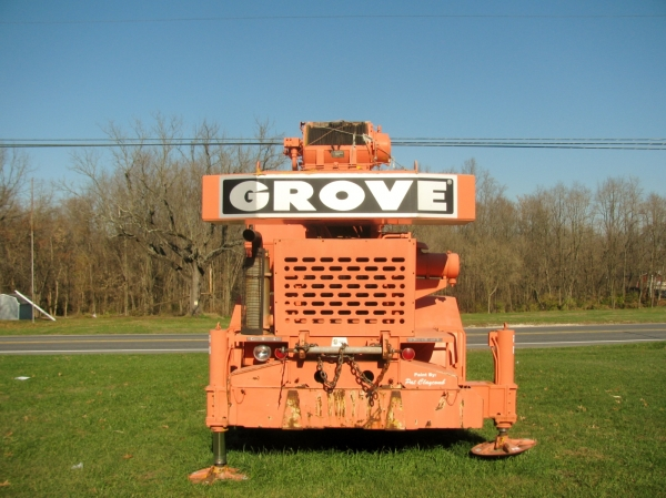 1988  Grove RT630 Rough Terrain Cranes