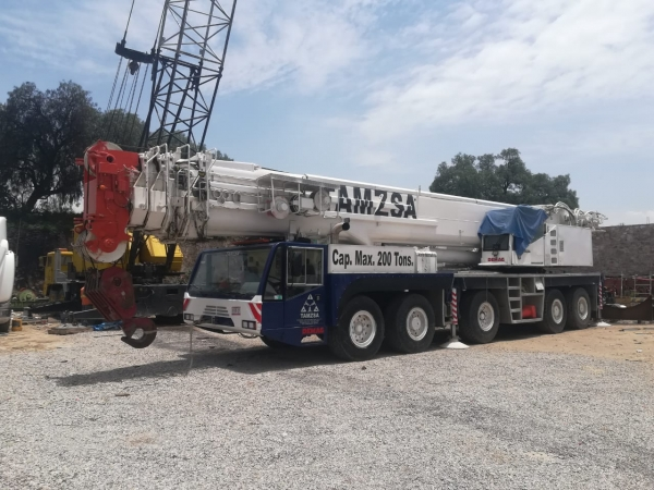 1997   Demag  AC180  All Terrain Cranes