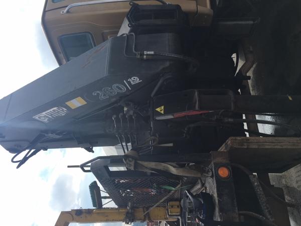 Hiab 260AW Crane image 1