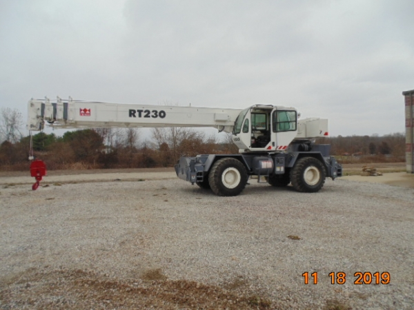 1998  Terex RT-230 Rough Terrain Cranes