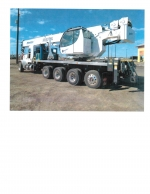Manitex 50155SHL Crane image 2